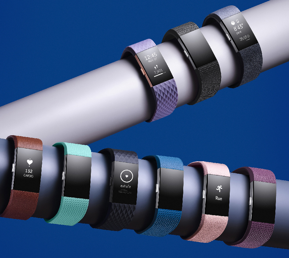 Fitbit Charge 2 - Familia