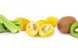 Conoce el poder del apio, kiwi y papaya para combatir el hígado graso