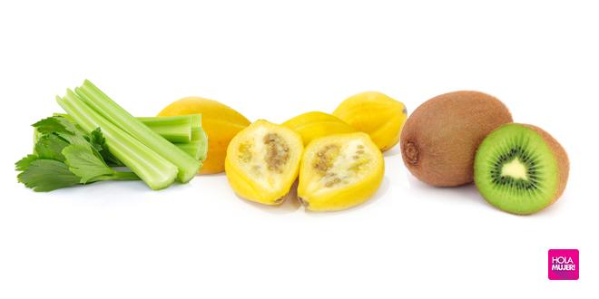 Frutas Hígado Graso